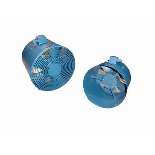 Ventilación Forzada Motores CA