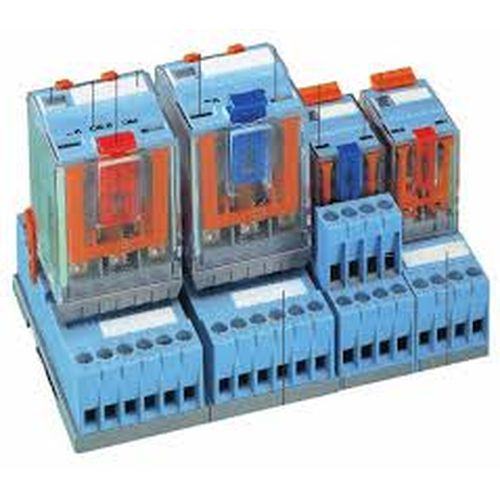 Relés electromecánicos