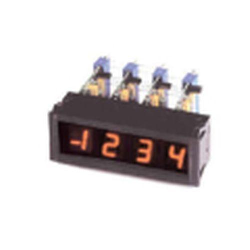 Indicador Panel Modular BCD paralelo Serie R Fema Electrónica