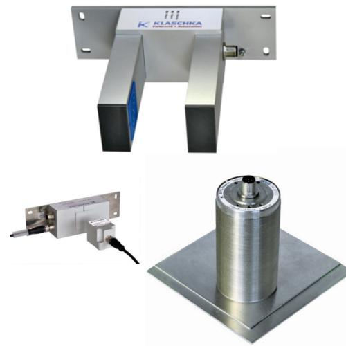 Detectores de Chapa Doble Hoja Compacto